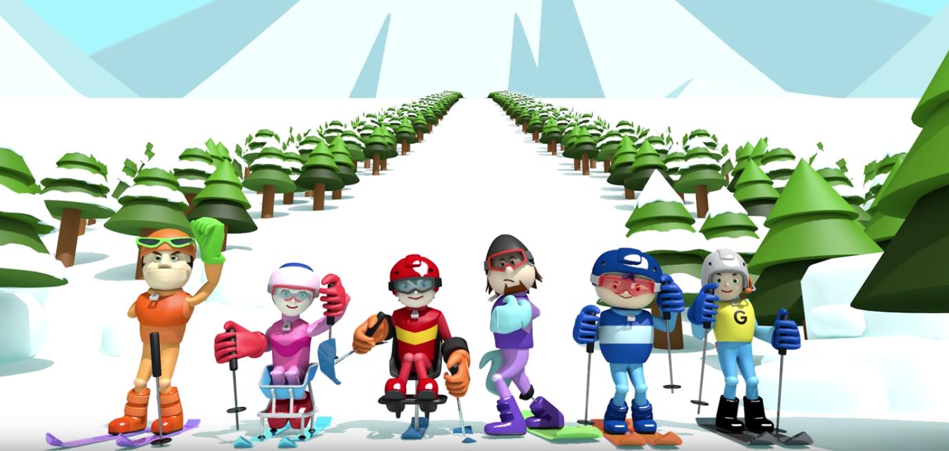 特定非営利活動法人 日本障害者スキー連盟「はじめての障がい者スノースポーツ」