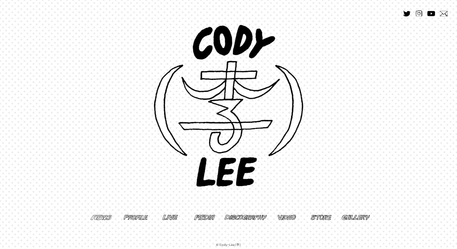 Cody・Lee(李)